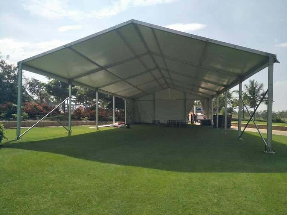 About German Tent Hanger Structure